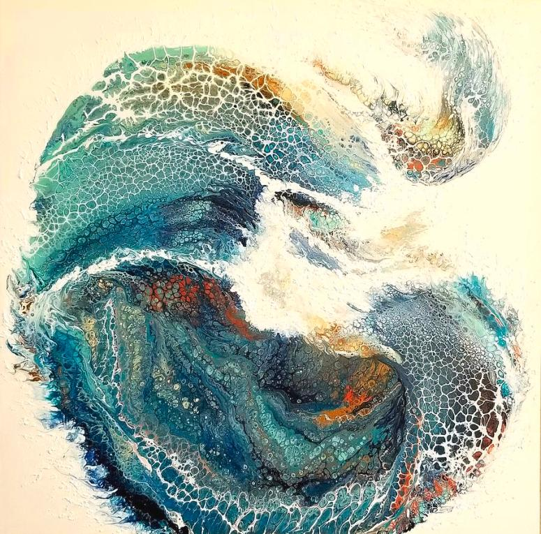 Image result for epic abstract paintings