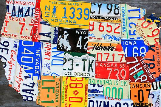 HD Decor Images » usa map license plates   28 images   and made in the usa  usa map     Recent Posts