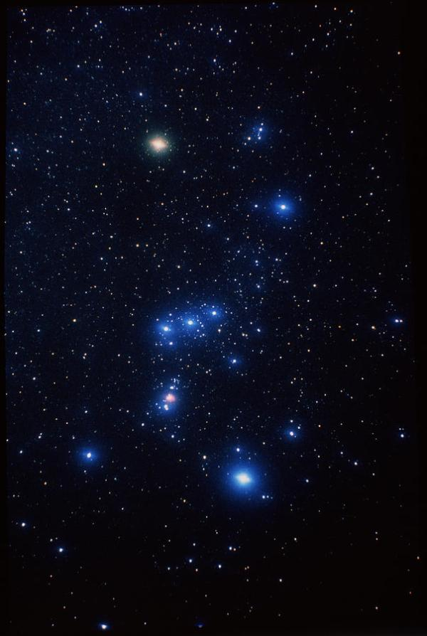 Orion Constellation Photograph by John Sanford