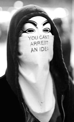 Image result for you can't arrest an idea