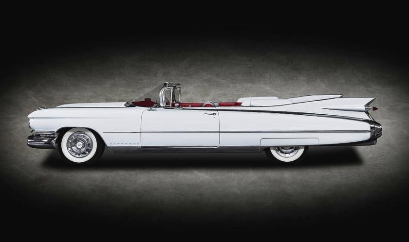 1959 Cadillac Eldorado Biarritz Convertible ...