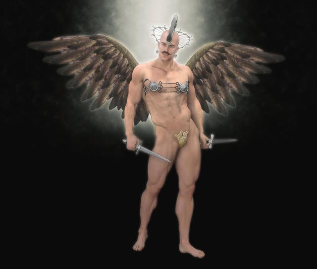 Evil Angel Of Revenge