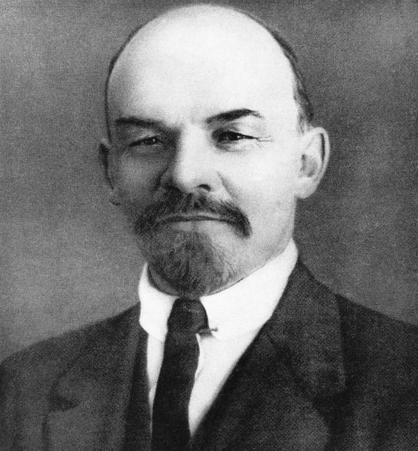 Portrait Vladimir Ilich Nikolai Lenin Photograph by ...