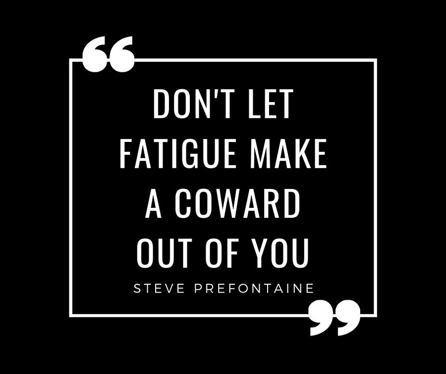 steve prefontaine by quotes