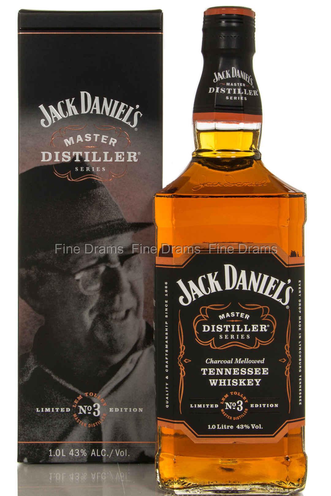 Jack Master Daniel 1 No Distiller Whiskey S Series