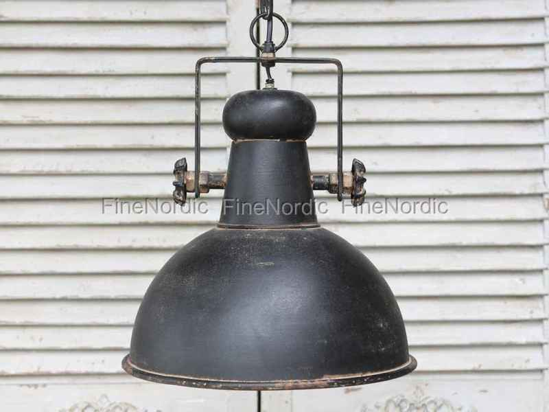 Chic Antique Ceiling lamp   Factory Antique Black