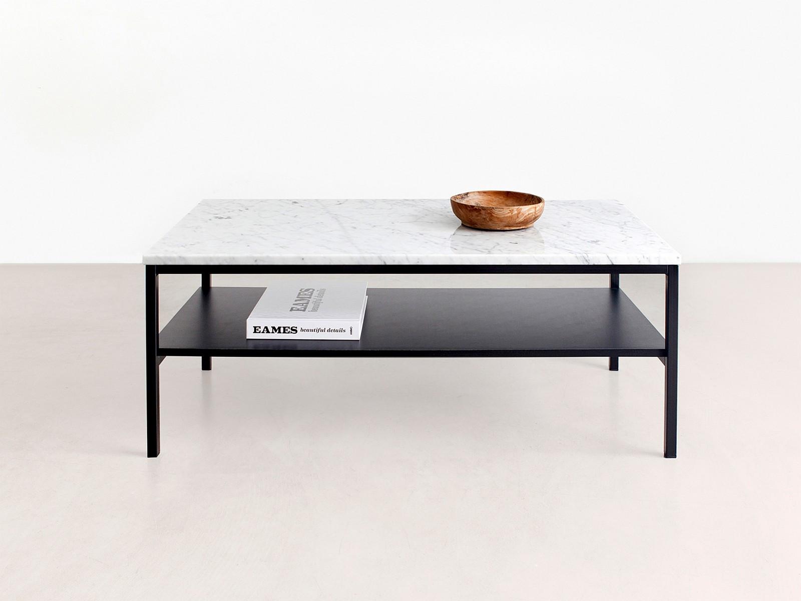 Sofabord Stuebord I Carrara Marmor M M Marmorbord Med Eller Uten Hylle Finn No