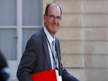 In a major govt reshuffle, Emmanuel Macron names Jean Castex France's new prime minister 6
