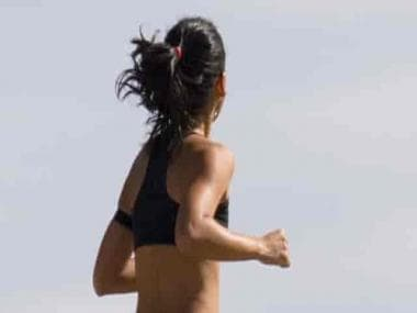 Woman Jogging640WC