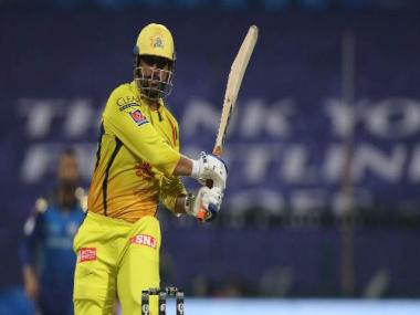 IPL 2020: Fourteen-day quarantine didn't help, says MS Dhoni after CSK lose to RR - Firstcricket News, Firstpost 2