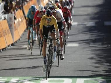 Tour de France 2020: Primoz Roglic wins stage four as Julian Alaphilippe retains yellow jersey - Sports News , Firstpost 2