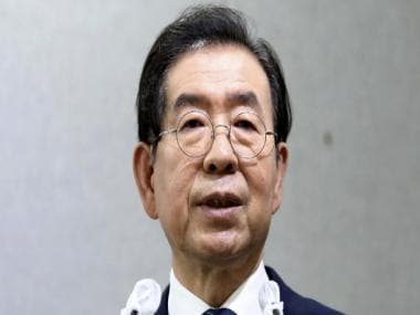 Seoul mayor Park Won-soon goes missing after sexual harassment allegations, search underway 7