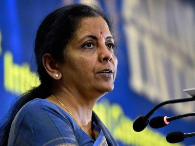 Most dues of MSMEs cleared; govt looks to push infra spending: Finance minister Nirmala Sitharaman