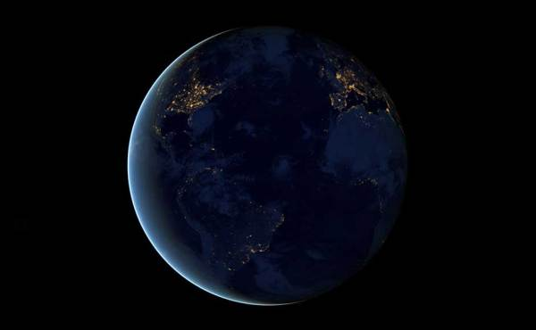 Images: How the Earth looks at night, courtesy NASA ...
