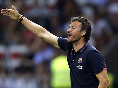 La Liga: Luis Enrique hopes 'beast' Neymar adds 900 more ...