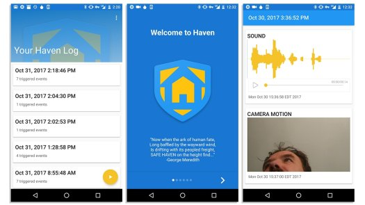 Haven Security App