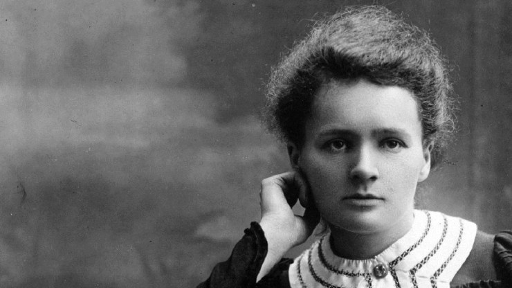 Marie Curie. YouTube