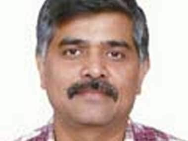 File image of JNU professor Atul Johri. jnu.ac.in