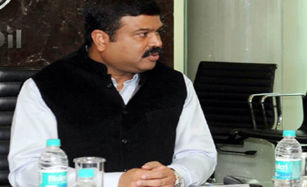 Union minister Dharmendra Pradhan tests positive for COVID-19, admitted to Medanta Hospital