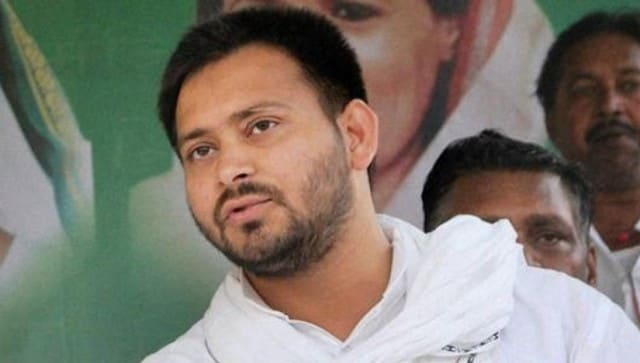'Will Trump accord Bihar special status?': Tejashwi Yadav taunts Nitish Kumar, releases Grand Alliance poll manifesto