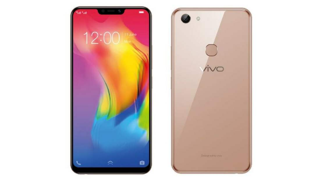 Vivo Y83 with 6.2-inch 19:9 display, 4 GB RAM and 13 MP camera ...