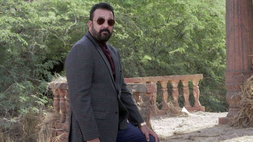 Sanjay Dutt in a still from Saheb, Biwi Aur Gangster 3