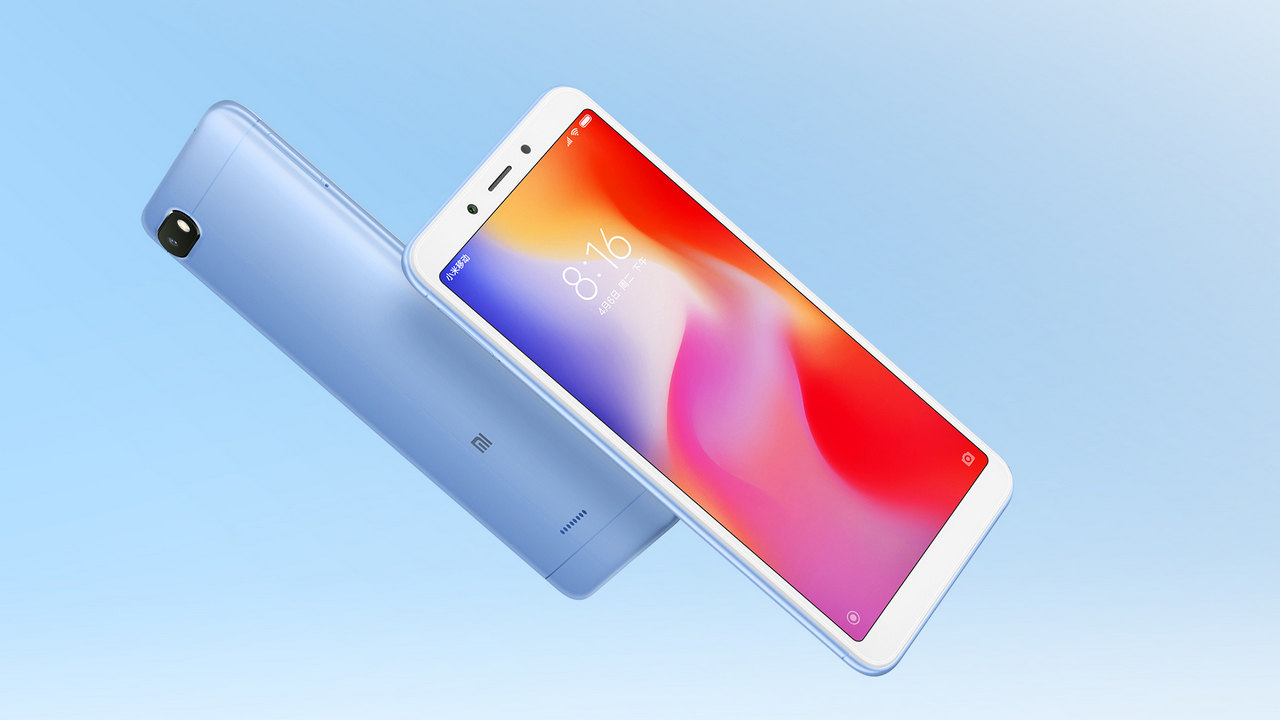 Xiaomi Redmi 6a Prices Rolled Back To A Starting Price Of