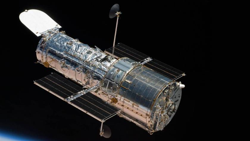 The Hubble Space Telescope has completed 30 years in space. Image courtesy: NASA