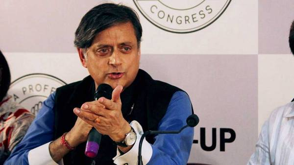 Shashi Tharoor moves Sports Bill to regulate online gaming ...