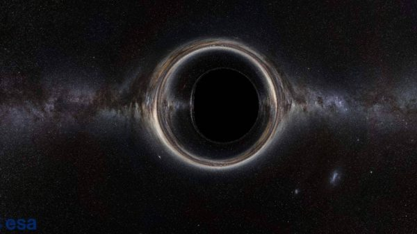 Black Hole Event Horizon Highlights: First-ever direct ...