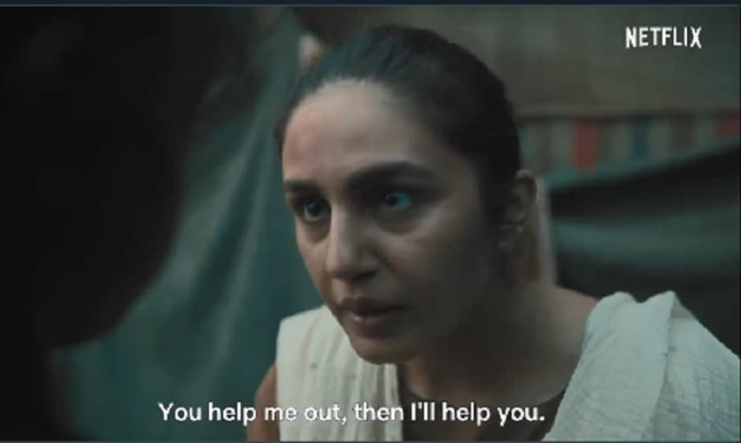 Leila trailer: Huma Qureshi struggles to find her daughter in Deepa Mehtas intriguing dystopian Netflix drama