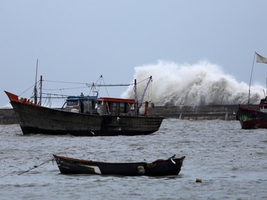 Cyclone Vayu in Gujarat LIVE updates: Storm to miss coast but IMD warns of high wind speed, substantial damage in states seaside towns