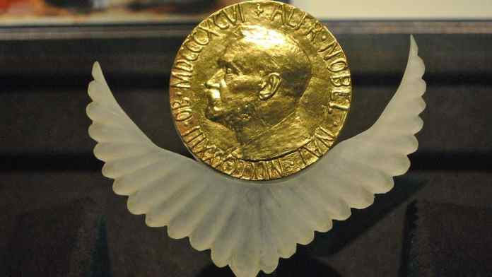 The Nobel Peace Prize. image credit: ProtoplasmaKid / Wikimedia Commons