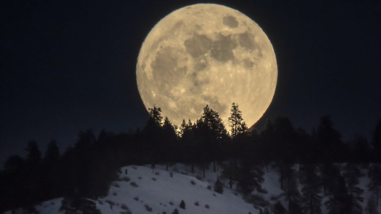 All you need to know about last and highest full moon of the year- Technology News, Gadgetclock