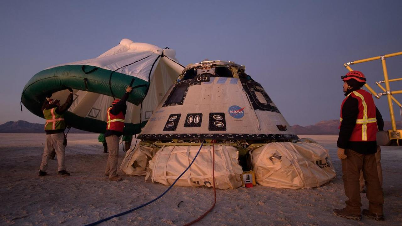 NASA, Boeing to conduct uncrewed test flight to ISS for Starliner capsule on 30 July- Technology News, Gadgetclock