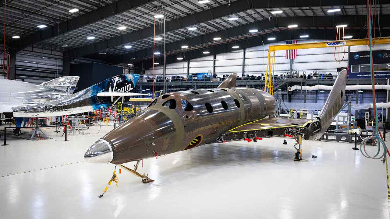 Virgin Galactic postpones SpaceShipTwo spaceflights to 2021 due to COVID-19- Technology News, Firstpost