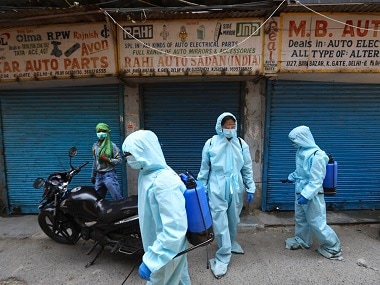 Coronavirus Outbreak LIVE Updates: India records biggest single-day spike in COVID-19 cases with 5,611 taking total to 1,06,750