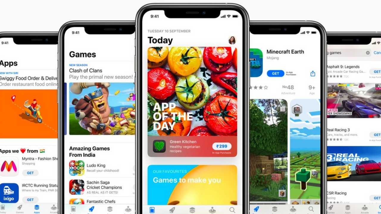 Slide presentation review shows App Store has generated .1 billion in billings- Technology News, Gadgetclock