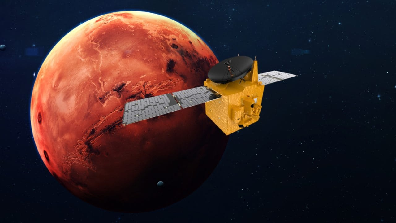 Space exploration in 2021 to witness missions to Mars, the Moon, peek beyond 'deep space'- Technology News, Gadgetclock