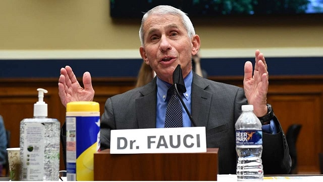 Fauci emails shed light on early days of COVID-19 crisis, role in public eye-World News , Firstpost