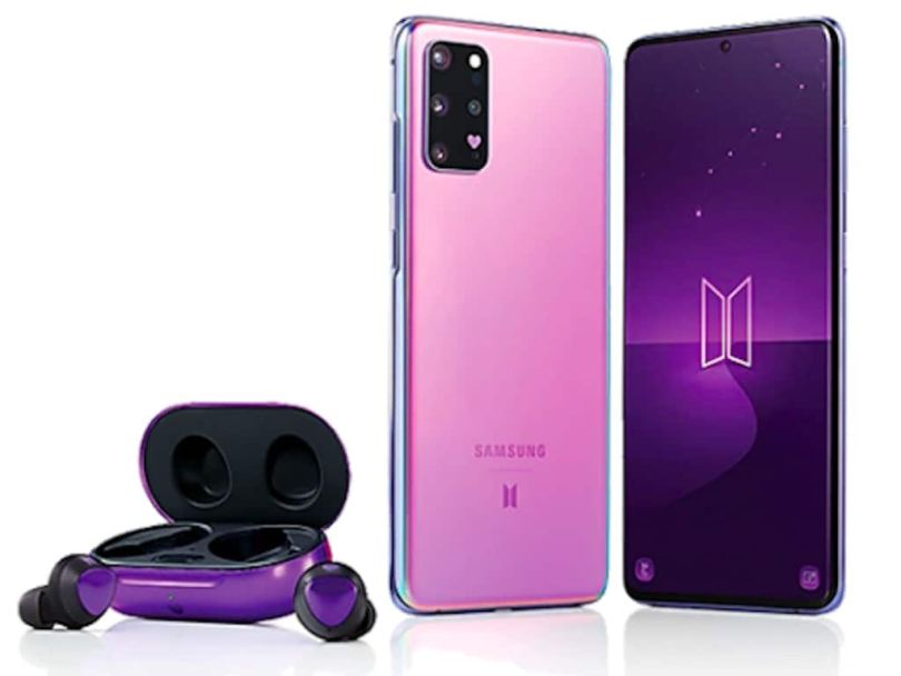 Samsung Galaxy S20 Plus, Galaxy Buds Plus BTS edition now available for pre-booking in India- Technology News, Firstpost 1