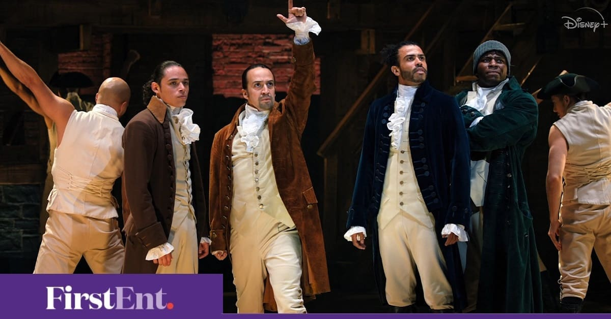 The Hamilton musical is a bona fide cultural phenomenon. Why the Hamilton film feels even more zeitgeisty 2