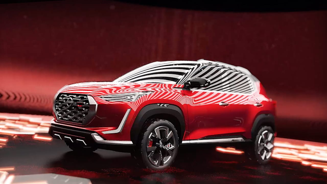 Upcoming Nissan Magnite SUV's production version leaked ahead of the early 2021 launch- Technology News, Firstpost