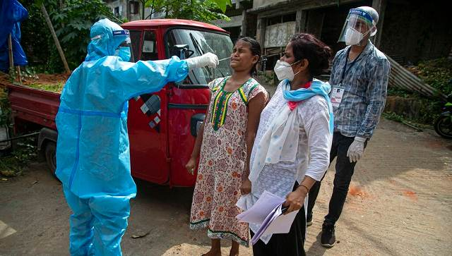 India's active COVID-19 cases cross 10 lakh as record 97,894 test positive; Kerala, Delhi report over 4,000 infections each