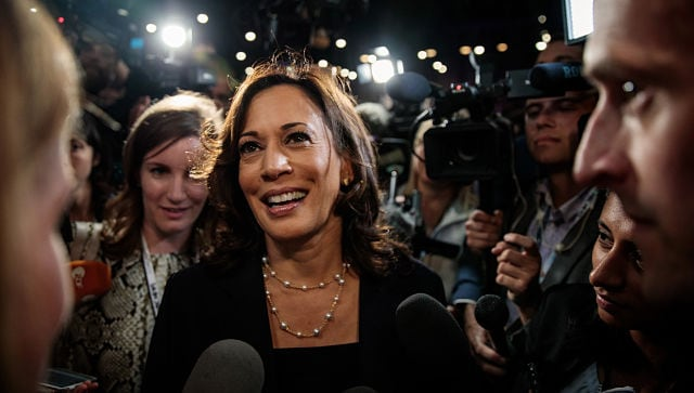 An influential voice, a decisive vote: VP Kamala Harris is expected to play key role in Biden administration