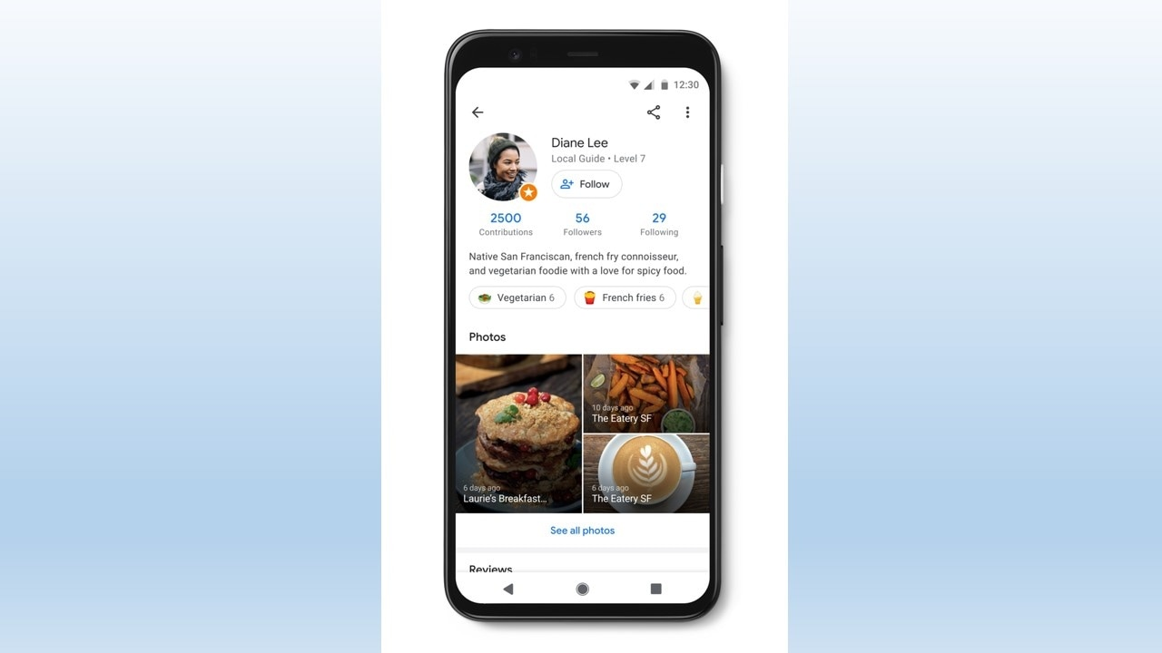Google Maps rolls out local guides feature where you can follow users just like on Facebook and Instagram- Technology News, Firstpost
