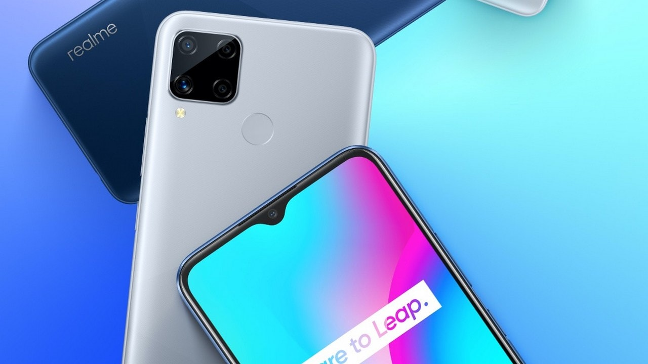 Realme C15 Qualcomm Edition launched in India at a starting price of Rs 9,999- Technology News, Gadgetclock
