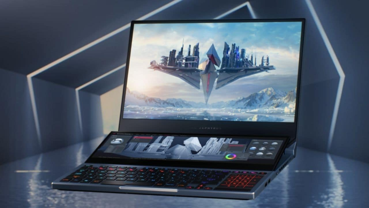 Asus ROG Zephyrus Duo 15 gaming pc introduced in India, pricing begins at Rs 2,79,990