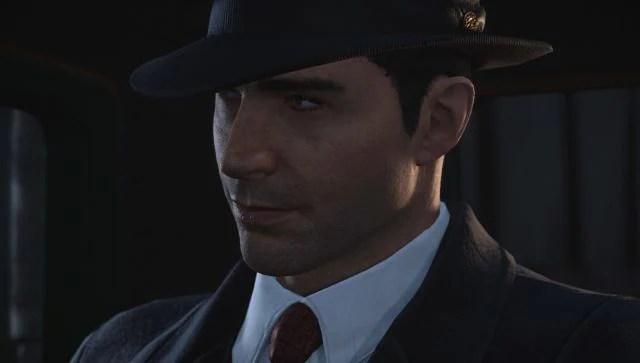 Screen grab from Mafia: Definitive Edition