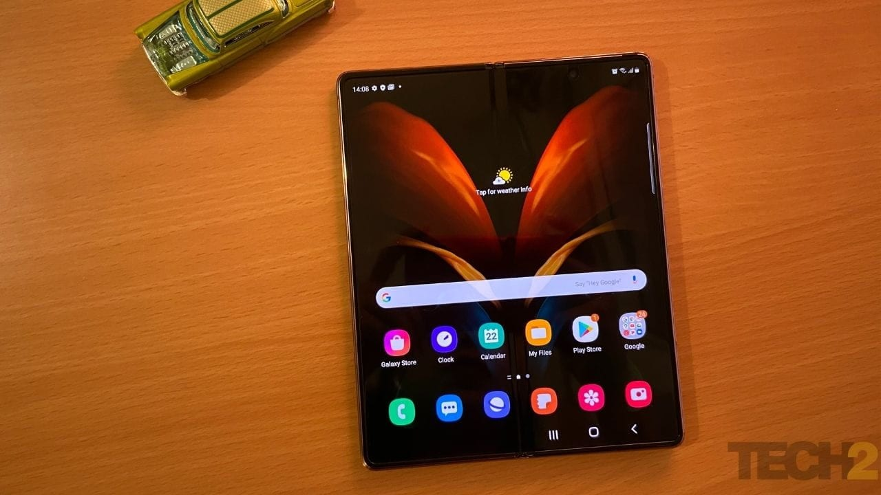 Samsung Galaxy Z Fold 3 will be priced similarly to the Galaxy Z Fold 2: Report- Technology News, Gadgetclock